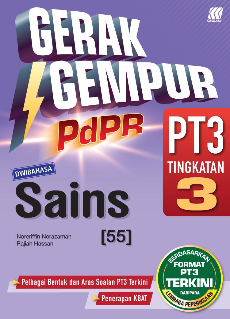 Gerak Gempur PdPR PT3