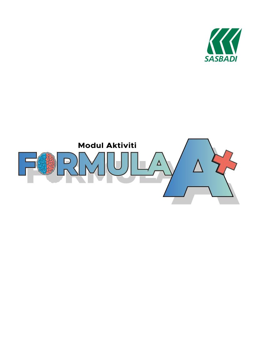 Modul Aktiviti Formula A+ KBSM (Resos Guru Digital)
