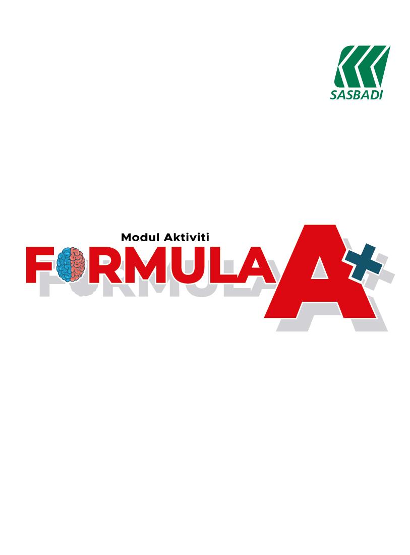 Modul Aktiviti Formula A+ KSSR