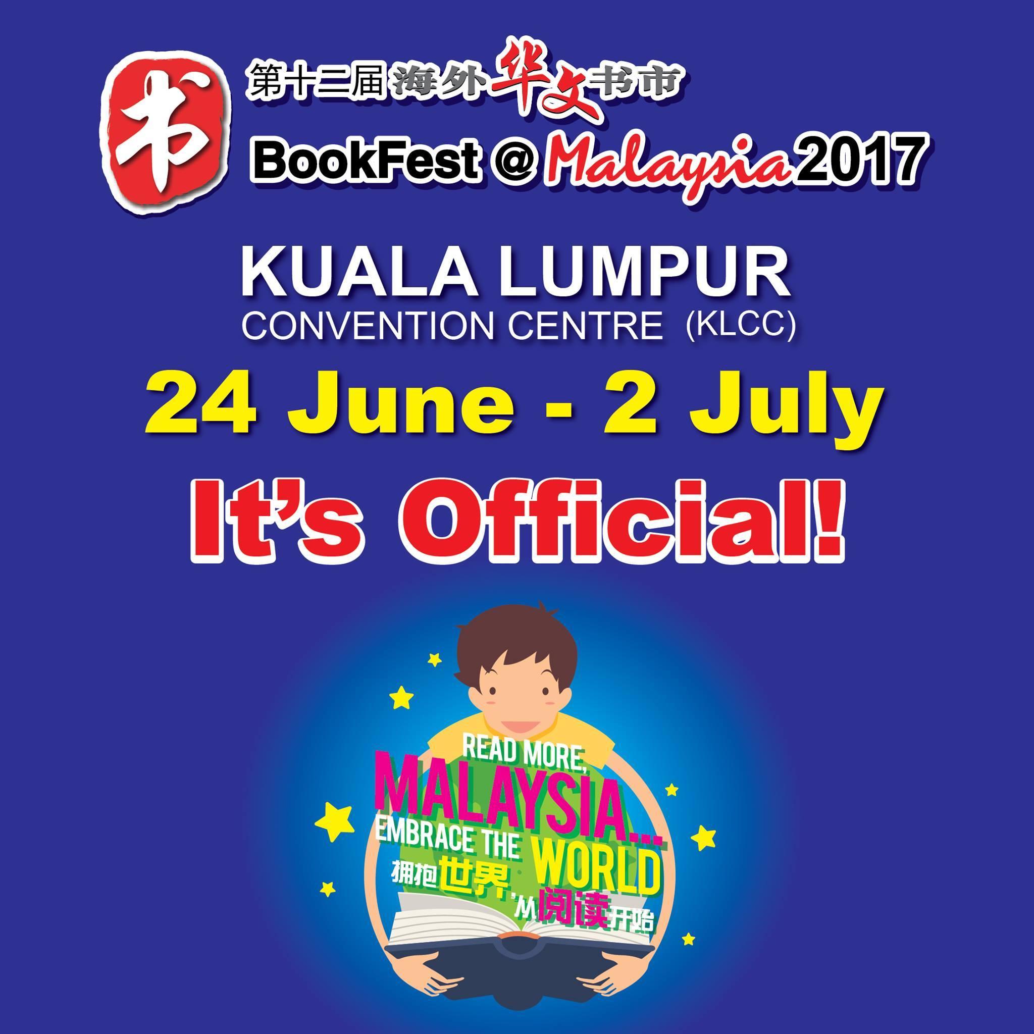 Popular Bookfest@Malaysia 2017