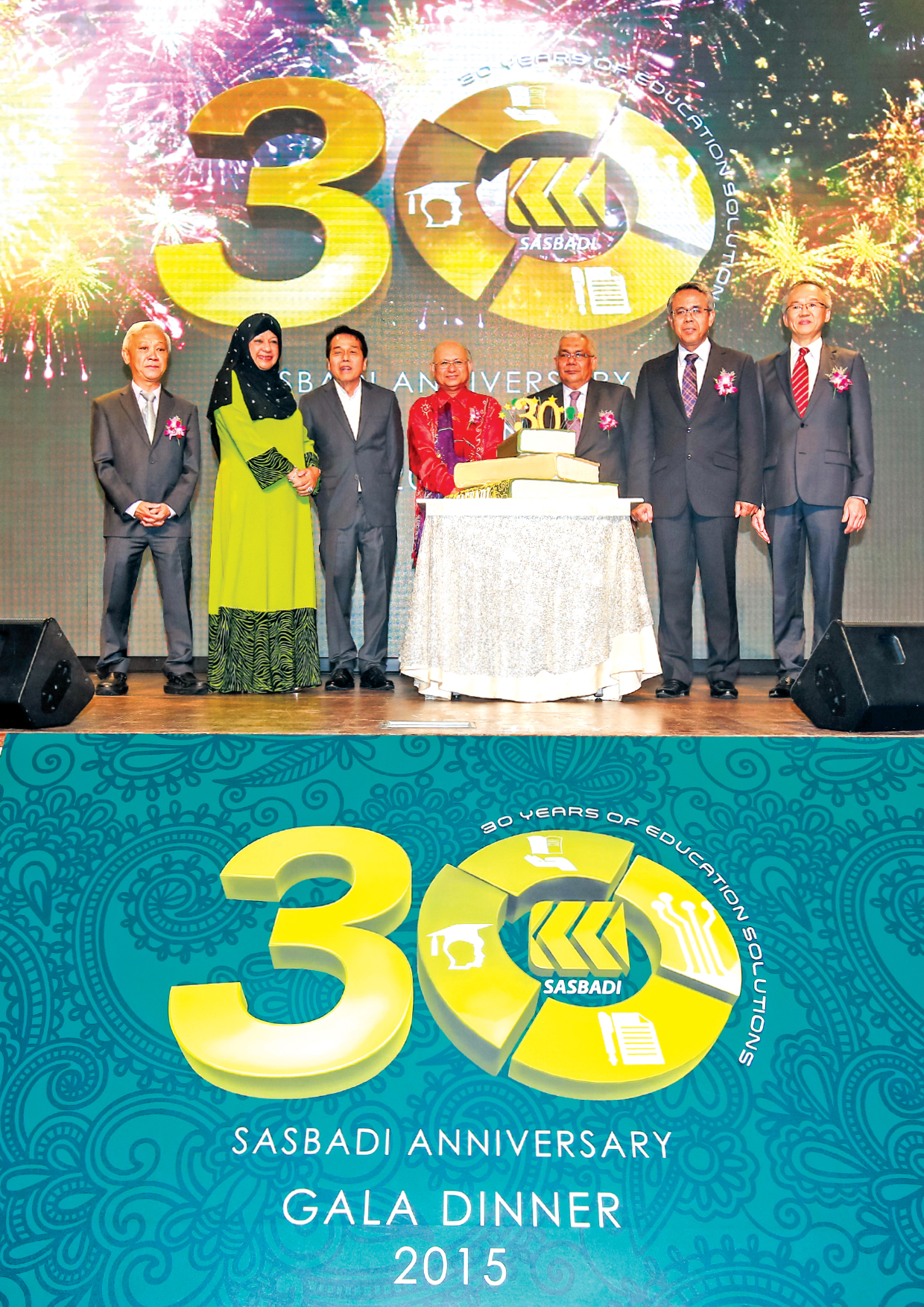 Sasbadi 30th Anniversary